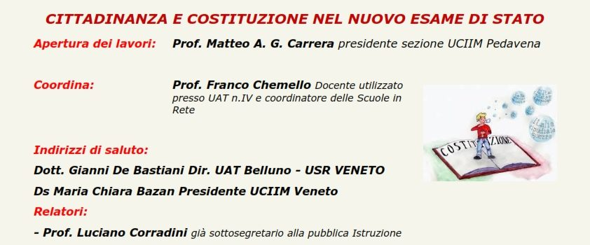 Calendario Seconda Categoria Veneto.Uciim Veneto Nosengo